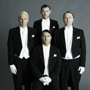 kent promo photo for Tillbaka Till Samtiden by Jonas Linell
