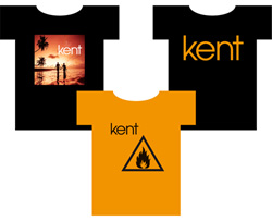 kent merchandise summer 2010