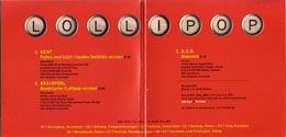 lollipop ep 1995 CDM back